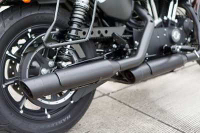 [ For Sale ] Harley Davidson Iron 883 2019 with Screamin' eagle exhaus