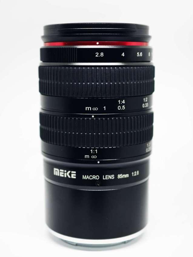 Meike 85mm F/2.8 for Sony Full Frame Prime Macro/Portrait Lens in Box