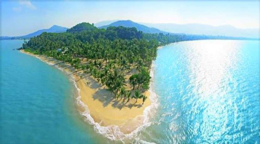 For sale a private island in Thailand