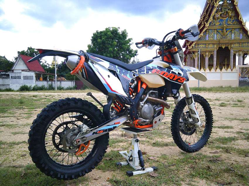 KTM 500 EXCF - In excellent condition.