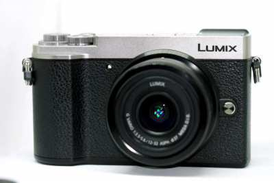 Panasonic LUMIX GX9 20.3 MP Digital Camera Black Silver Body in Box