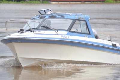 เรือ picnic boat พิมนิยม YAMAHA LS 17
