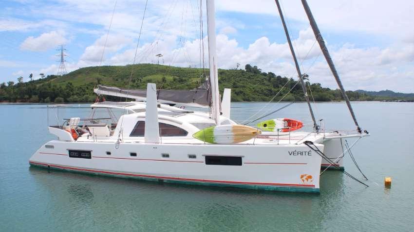 2008 – Catana 50 Owners - Sailing Catamaran  *** SOLD ****