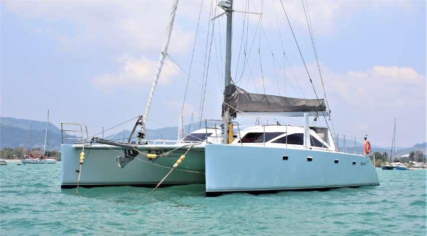 2002 – Custom 52  – Sailing Catamaran ** Price Reduced**