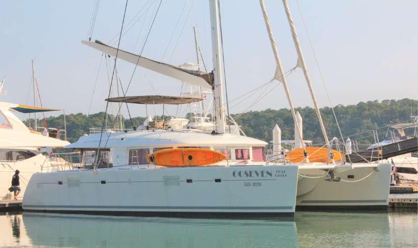 2012 – Lagoon 560 – Sailing Catamaran **SOLD**