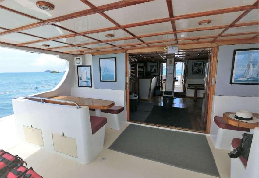 2008 – Brand Catamarans Palawan – Brand 58 –Sailing Catamaran