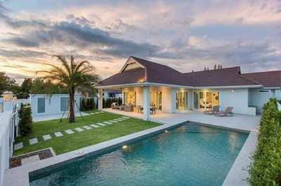 224 Sqm 3 Bed 2 Bath Villa For Sale - Smart House Valley