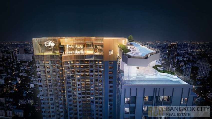 Life Ladprao Valley Ultra Luxury Condo Foreign Quota Big Discount Sale