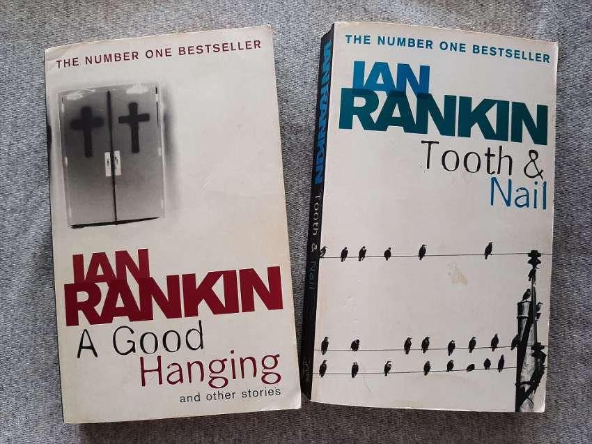 DI Rebus - 2 volumes from the skilful Ian Rankin