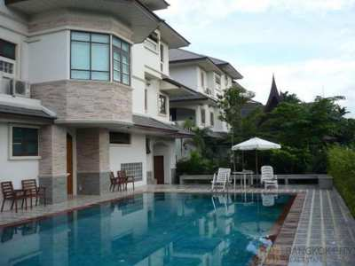 Panya Village Private Pool 4 Bedroom Detached House for Rent/Sale