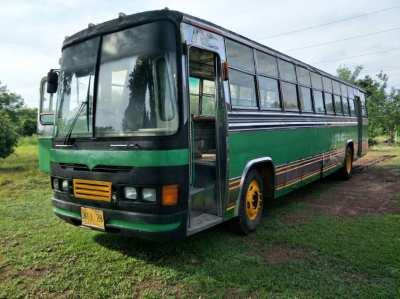 Classic 1978 Daimler Benz Bus.