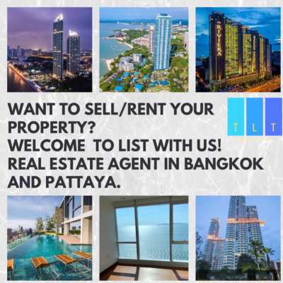 We help to Sell/Rent your property