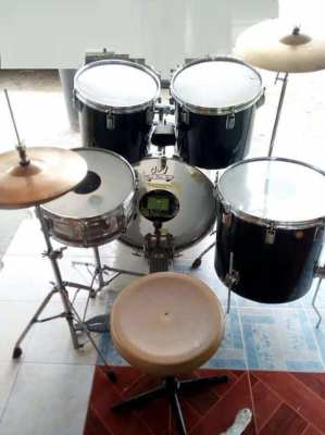 Drum 4+1 little used, like new
