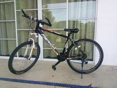 Looking for exercise bike, offer MTB Merida