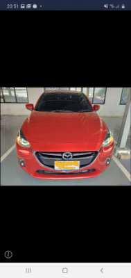 Brand new...never used Mazda 2