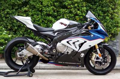 [ For Sale ] BMW S1000RR 2018 HP LINE in perfect condition