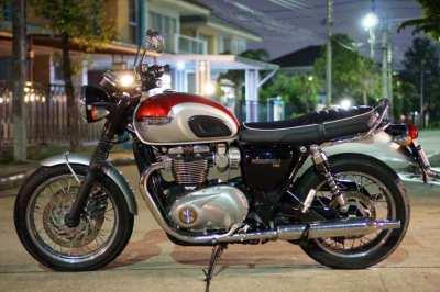 [ For Sale ] Triumph Bonneville T120 2016 just 1,xxx km