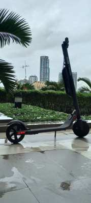 Segway E-scooter ES 2, 2 months old, almost new