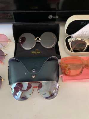 GARAGE SALE! Sunglasses Jaspal, Dior, Zara ORIGINAL!