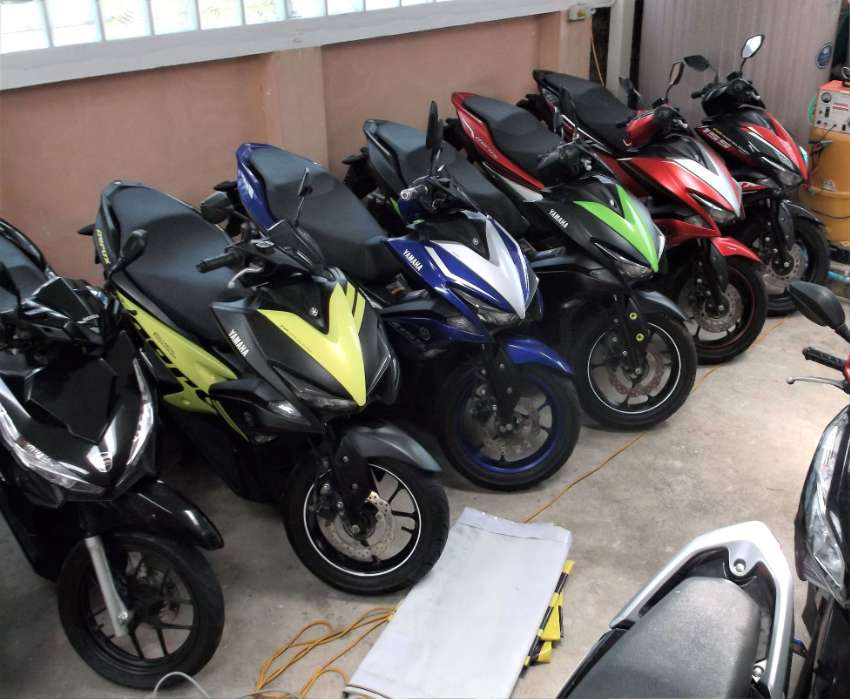 RENT Yamaha Aerox 155 only 2500 / no long term contract required