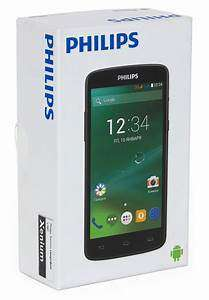 Smartphone Philips Xenium V387