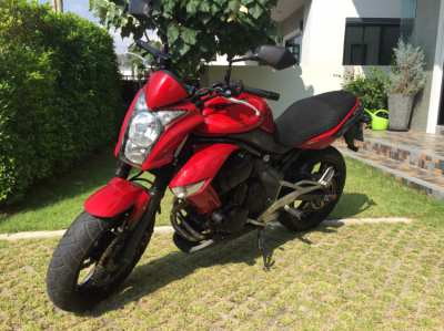 FOR SALE: Kawasaki ER6n, 650cc, ABS, Model 2011