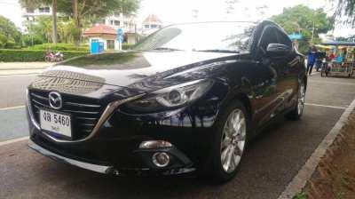 Mazda 3 Skyactiv 2015