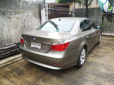 BMW 525i E60 Model 110,000 km single owner fully maintained