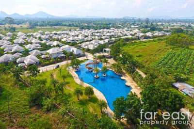 Baan Dusit Pattaya Park Pool Villa For Rent