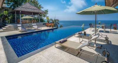 Own Property in Thailand | Phuket Sea View Villa for Sale