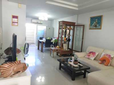 Townhome in the town of Cha-am. For long term rental