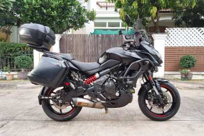 [ For Sale ] Versys 650 2015 Full option best value price
