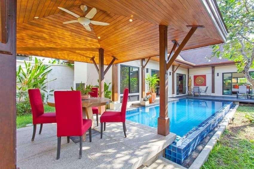 Luxury 3 bedr Pool Villa Rawai