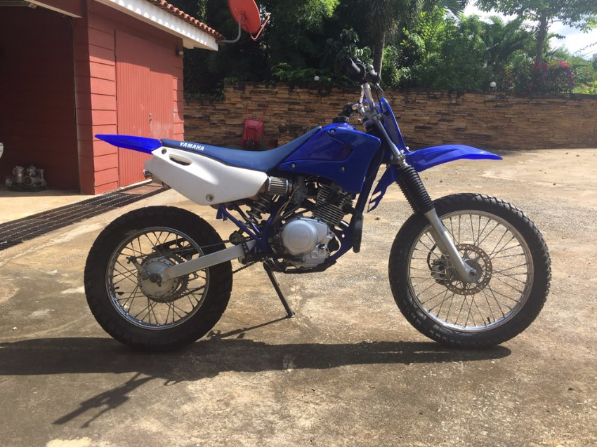 Yamaha TTR125L For Sale