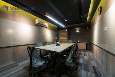 Commercial Office decorated on Thonglor Road style modern loft.