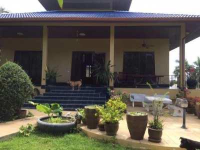 Baan Bua located 4 bedr Villa for sale