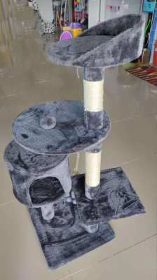 Cat tree house as new