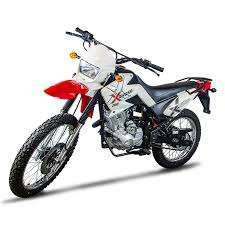 Looking for a dualsport/ Dirtbike +-200CC...