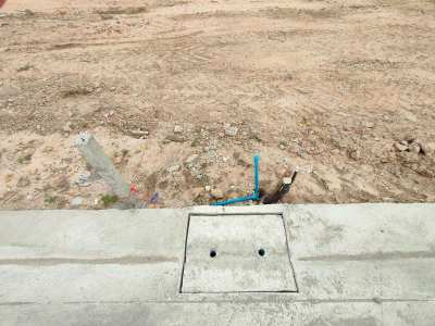 Six New Home Building Plots to Choose From - Underground Electrics !