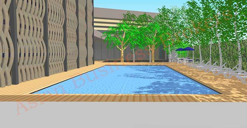 6009001 Freehold Retail and Apartment Project in Saraburi