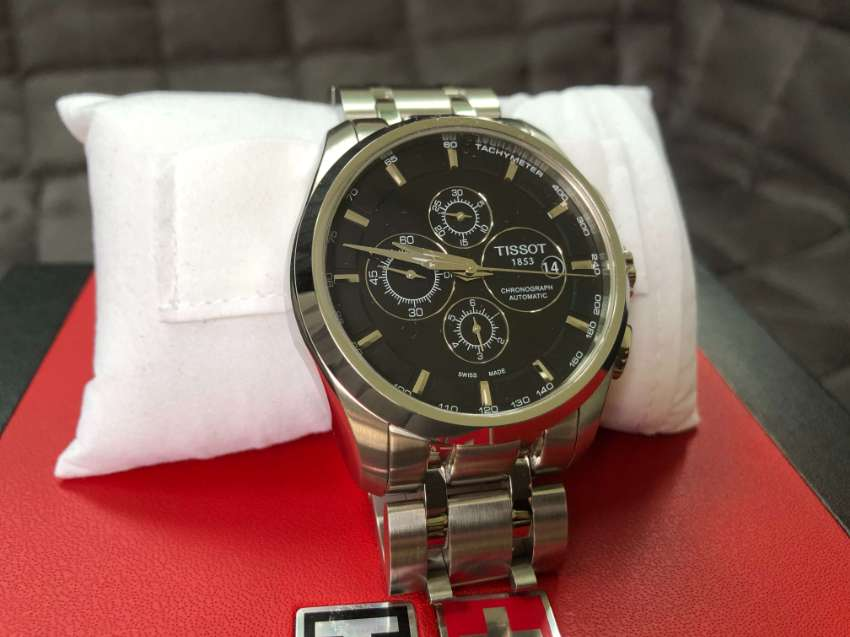 Tissot Couturier almost new