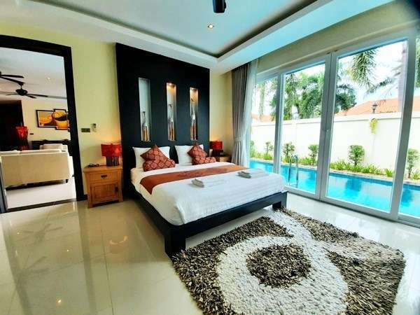 Villa 4 Bedroom With Private Pool