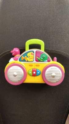 Barney Musical Boombox