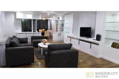 President Park Luxury Condo Newly Renovated 3 Bedroom Unit for Rent