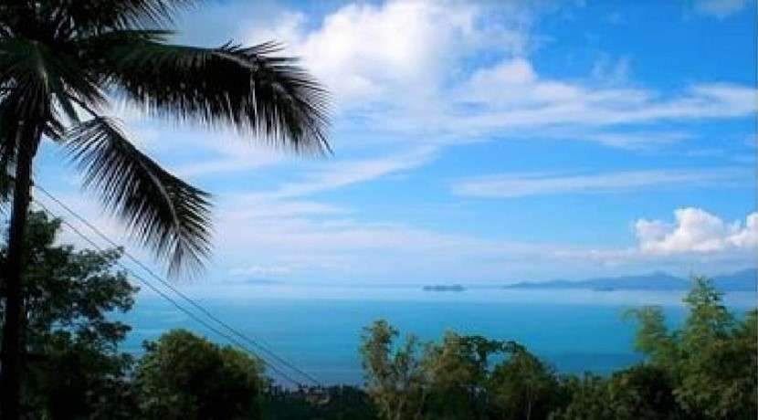 For sale sea view land in Bang Por Koh Samui - 12.724 sqm