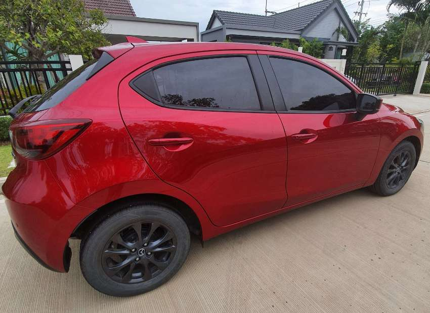 Mazda2 1.3 Sports High Connect