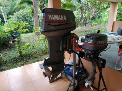 Yamaha 60hp for sale . Good working condition !!!