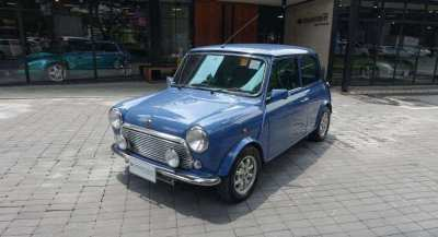 ROVER MINI 40th ANNIVERSARY EDITION