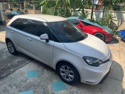 MG 3 AT 2015 only 45,000 km