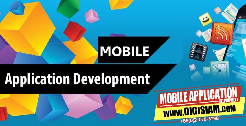 Website Design & Mobile App Development & Digital marketing in Bangkok